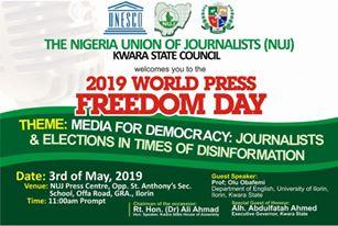 PRESS FREEDOM AND THE DEMOCRATIC PROCESS IN NIGERIA