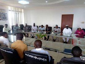 UNILORIN VC, NALVEJ congratulate new Kwara NUJ chairman, others