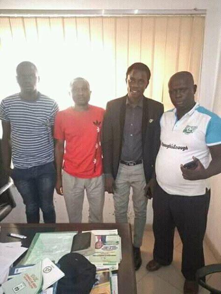 Nans Zone C visit Kwara state NUJ chapter led by comrade Adebayo Kayode