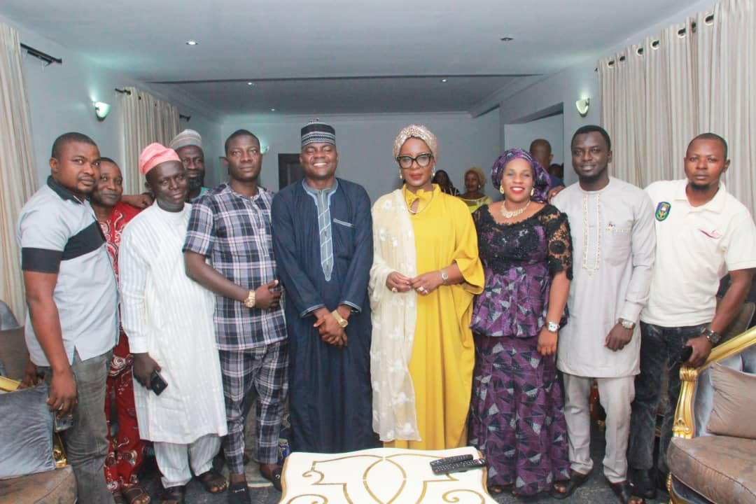 Kwara First Lady tasks journalists on professionalism