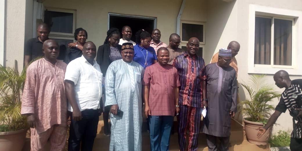 NUJ organises reception in honour of Gbenga Bamidele