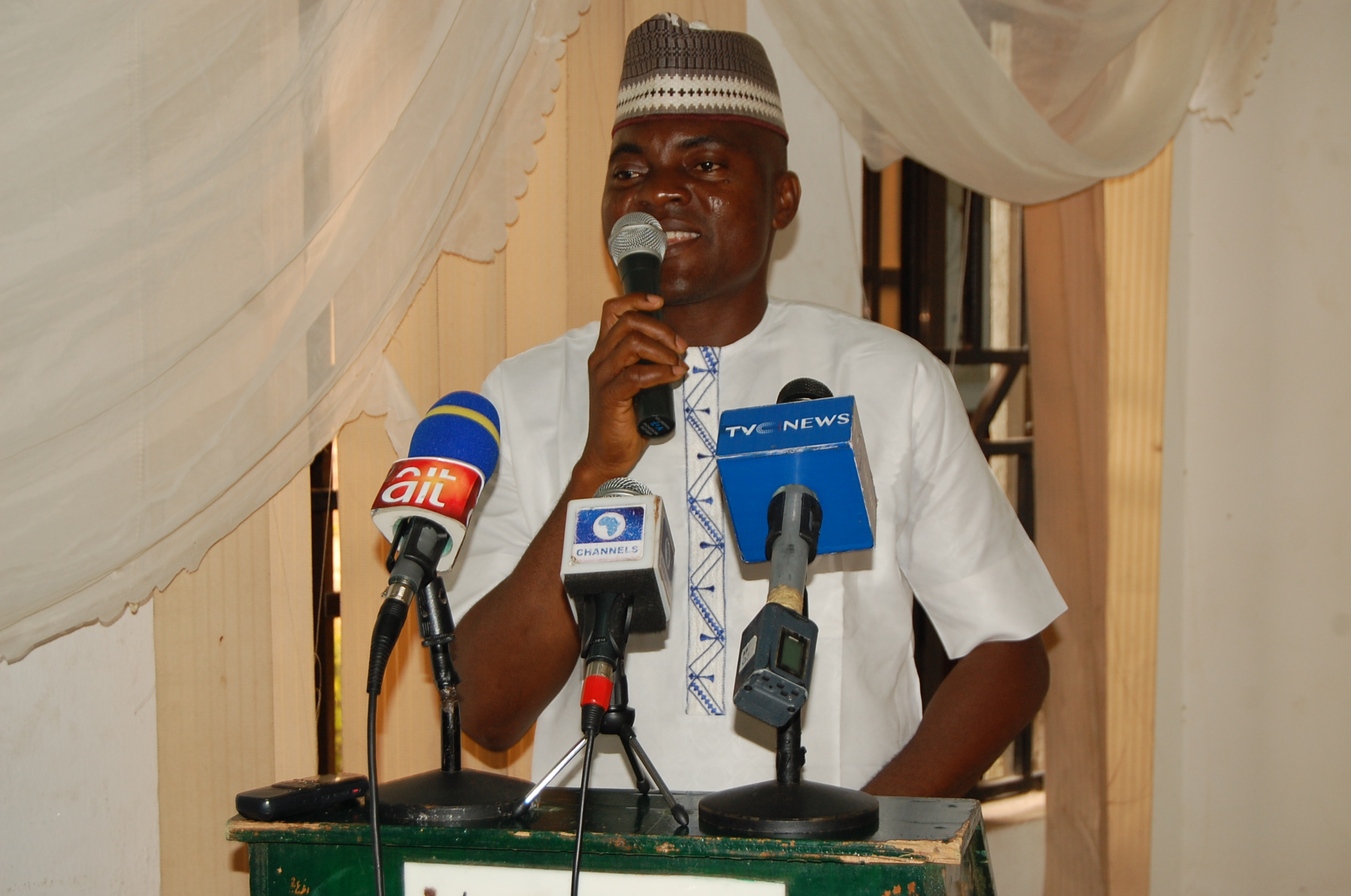 NUJ assures KWSG of media support on security