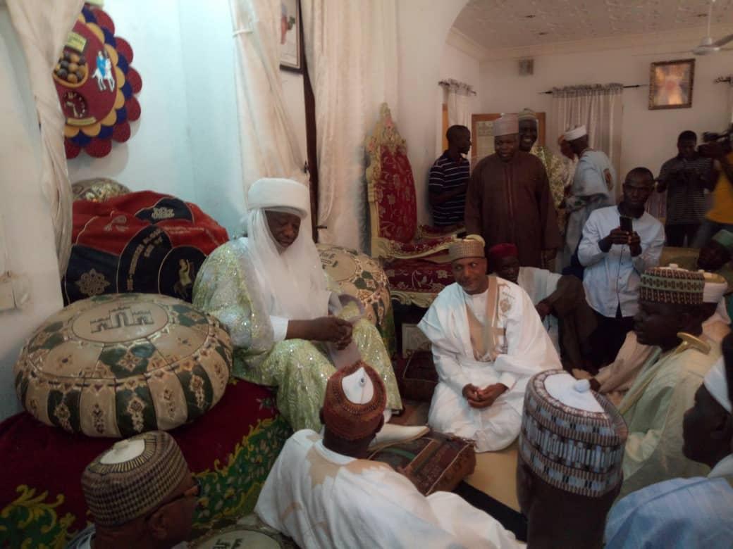 24th anniversary: Ilorin on threshold to greatness under Emir, says ex-Kwara guber aspirant