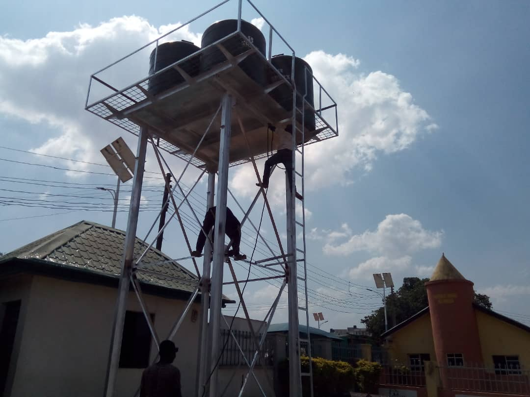 Water scheme: Kwara NUJ gets FG's intervention on motorised borehole