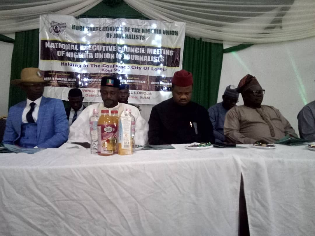 NUJ suspends Ex-National President, Odusile, three others for alleged anti-union activities