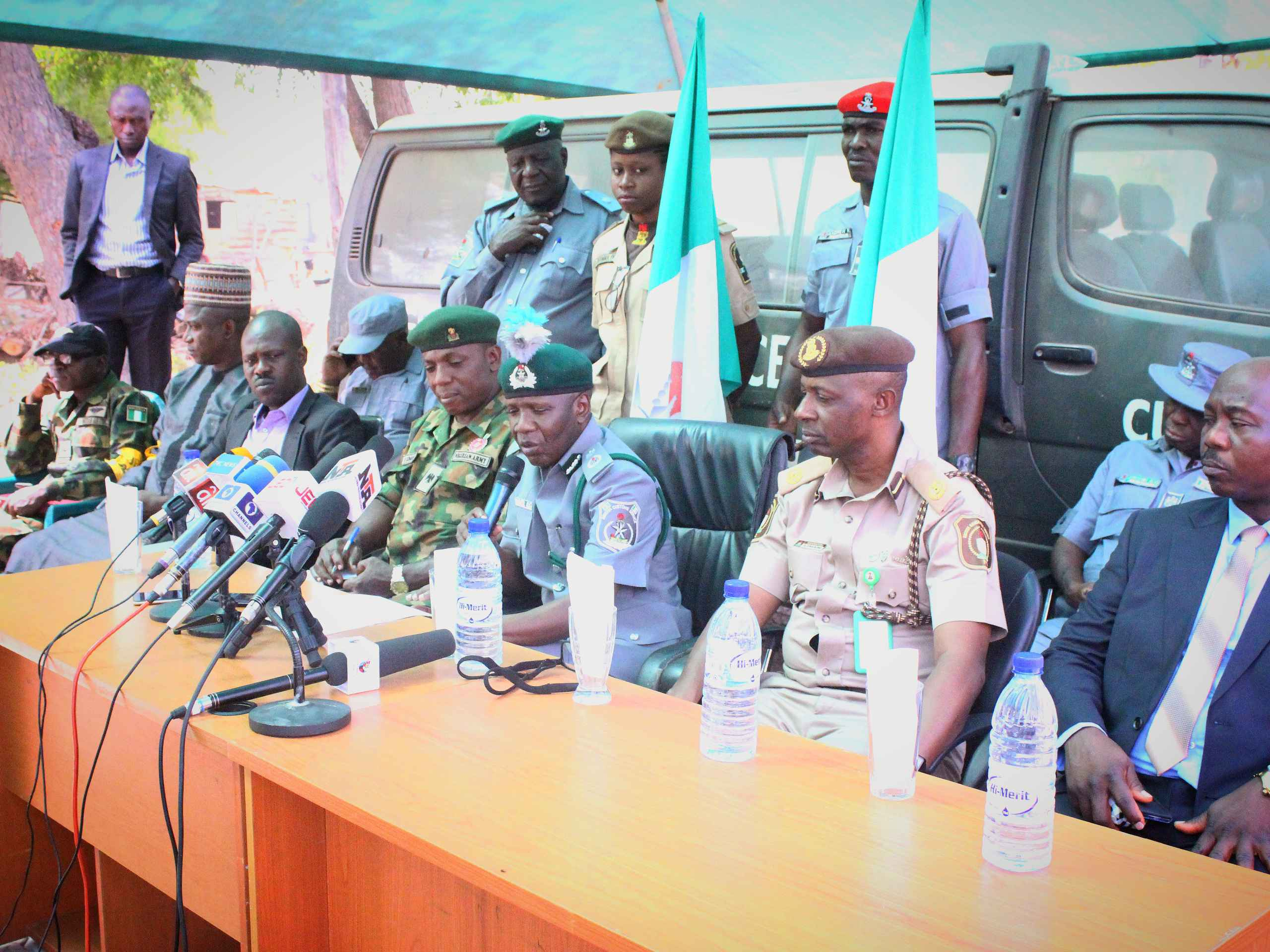 Customs will continue to block revenue leakages, says border drill Coordinator  *seize rice, other items worth N568m