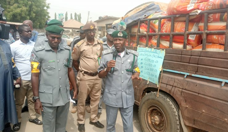 Ban clothes save Nigeria from disease outbreaks, says border drill coordinator