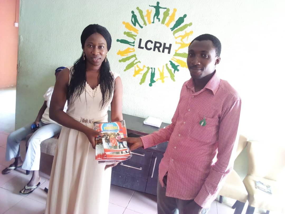 NGO Enlightens Children on Proper Hygiene
