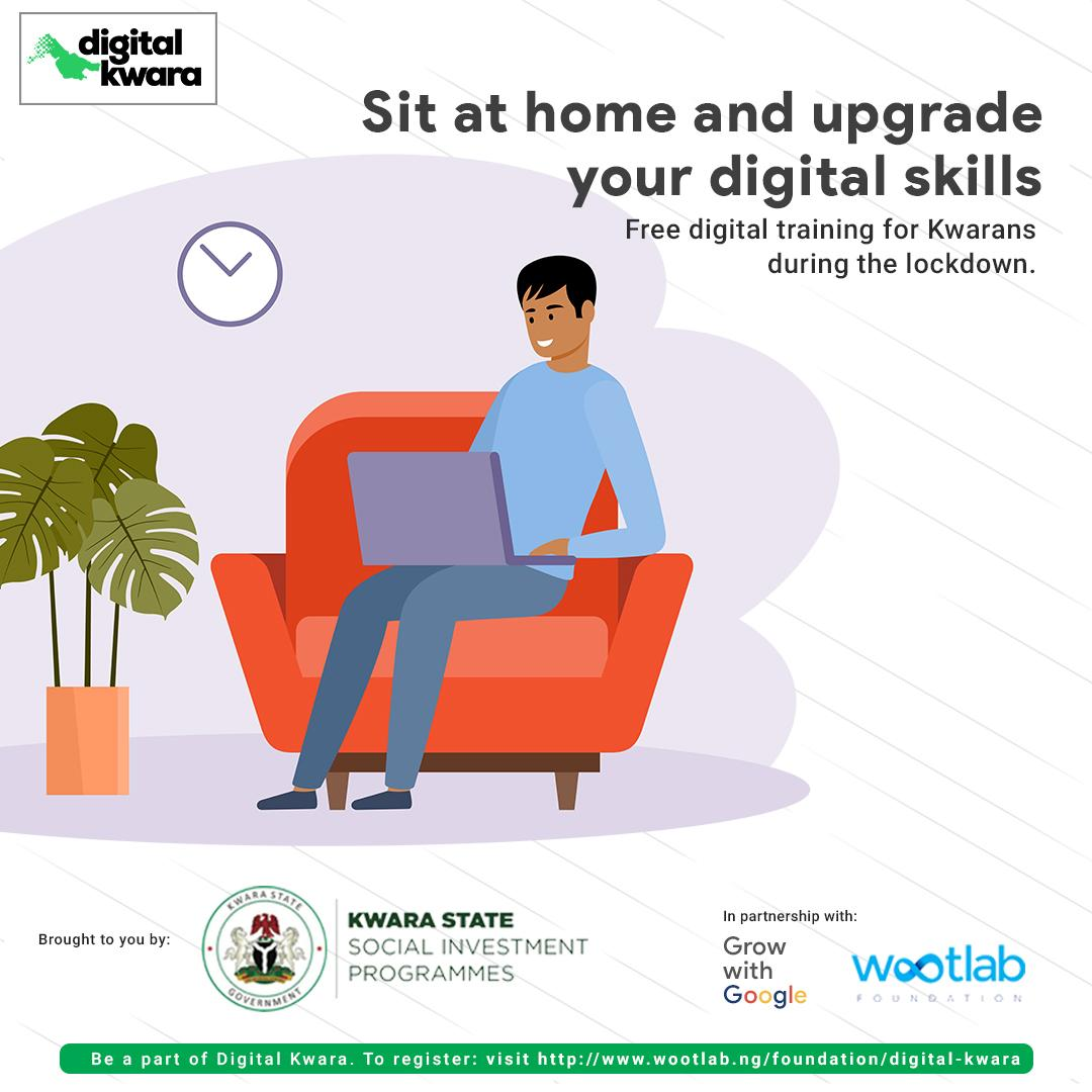 COVID-19: Kwara organises virtual digital training for youths