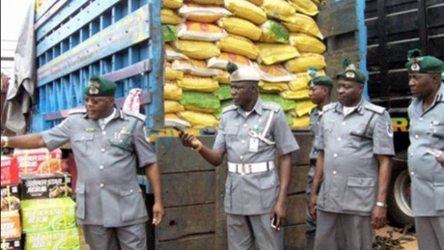 Joint Border Operations seize 22 trailers of rice, arrests 45 suspects in 8 months