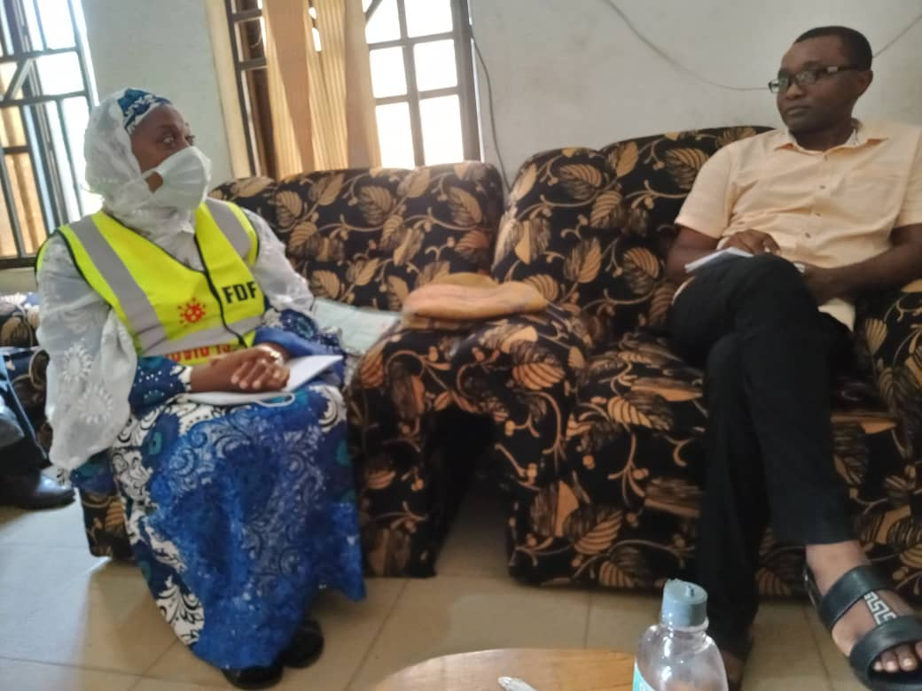 Kwara NUJ assures COVID-19 CSOs of media support