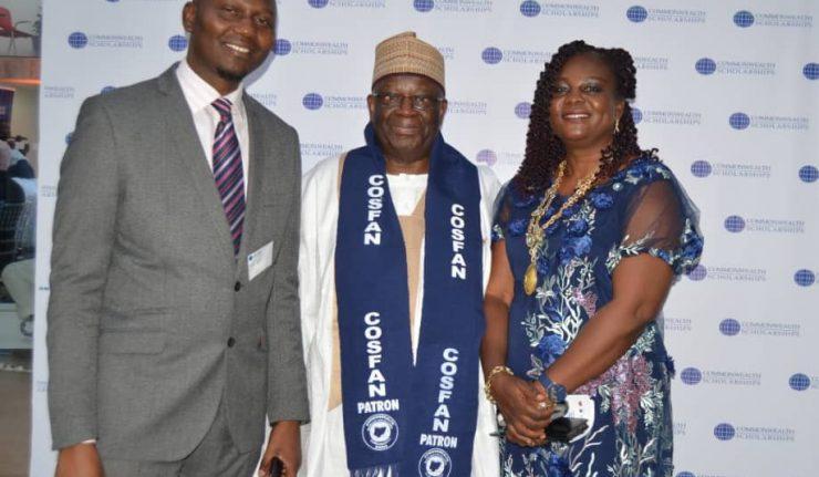 COSFAN congratulates Patron, Prof. Gambari