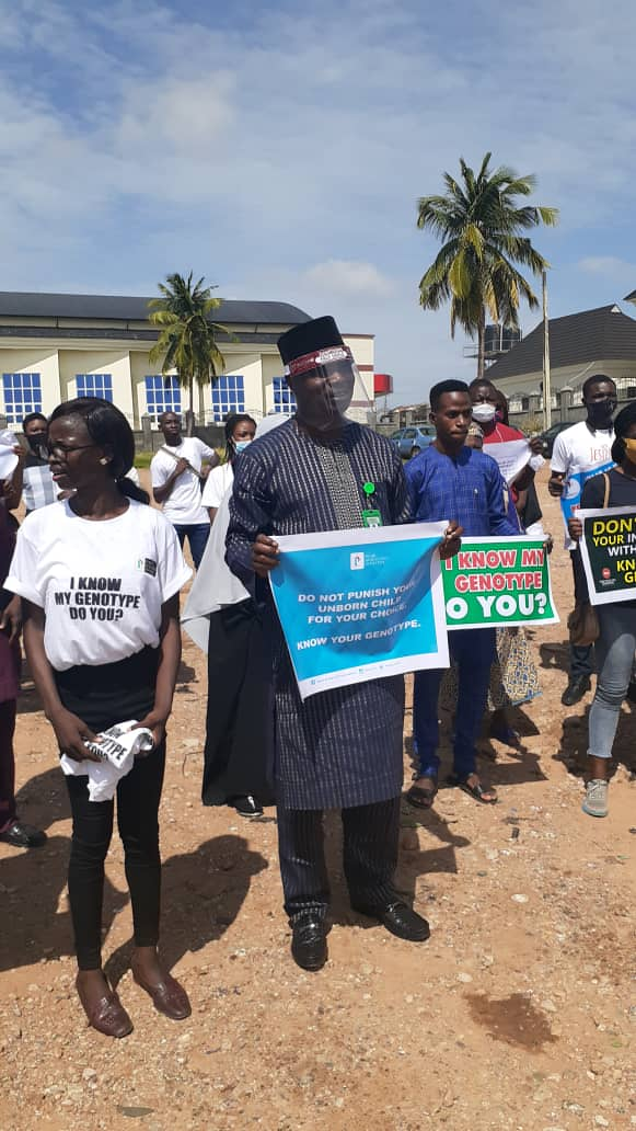 NOA Kwara partners NGO to commemorate World Sickle Day … offers Ilorin residents free genotype test