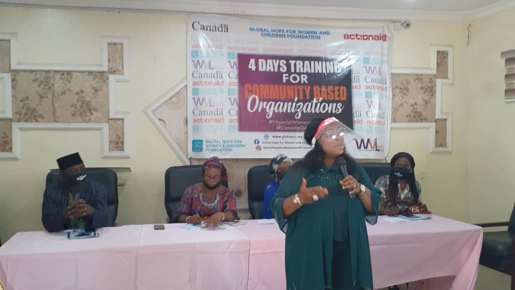 Women Empowerment for Nation-building: GLOHWOC Commences Intensive Training for CBOs in Kwara