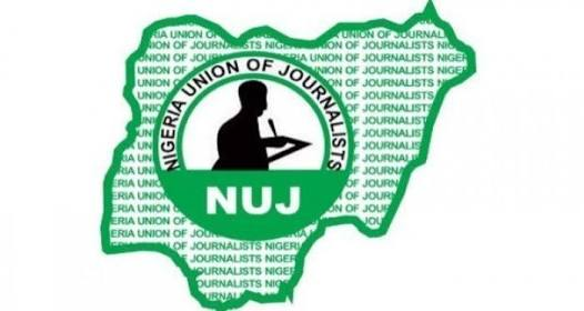 KWARA NUJ FINANCIAL REPORT FOR THE MONTH OF APRIL 2019