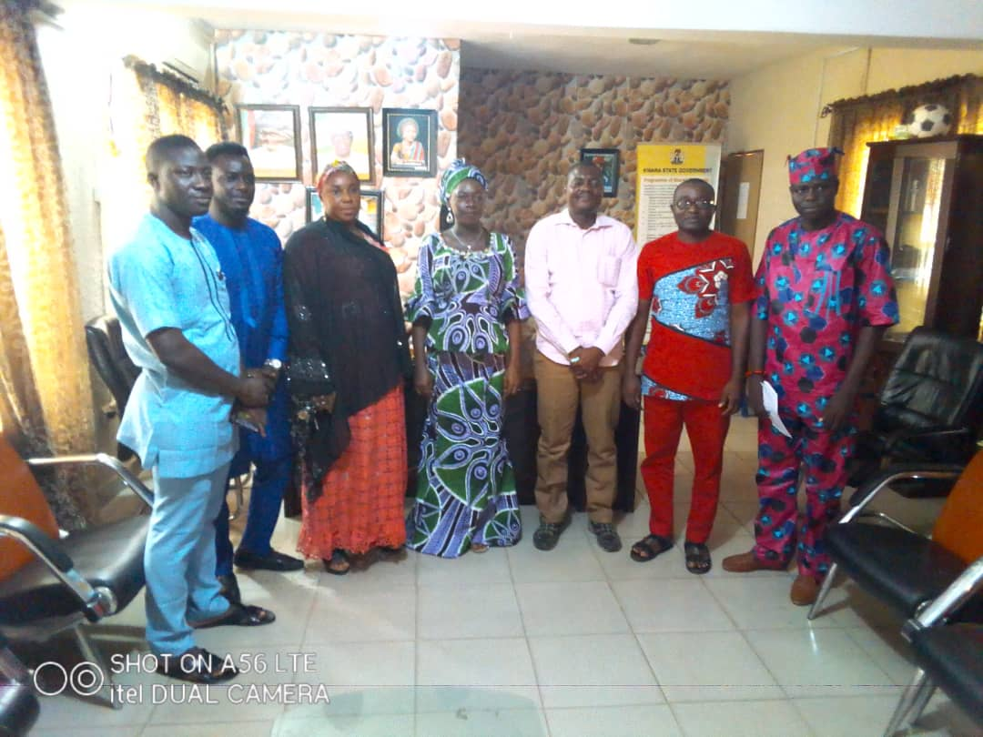 SPORTS COMMISSIONER RECEIVES KWARA NUJ – Promises Support for Union's Week Celebration, Says Gov. AbdulRazaq has left no stone unturned