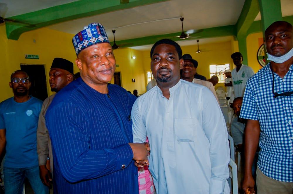 TUC reconciles aggrieved members, inagurates Akinwumi as Kwara chair