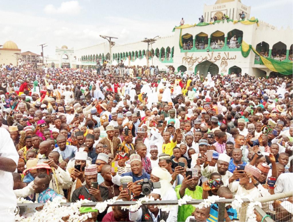 Eid-el-Kabir: Kwara NUJ greets Gov AbdulRazaq, Emir of Ilorin